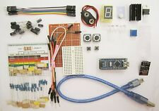 STARTER KIT ARDUINO ESP8266  DIY IOT NANO USB CABLE