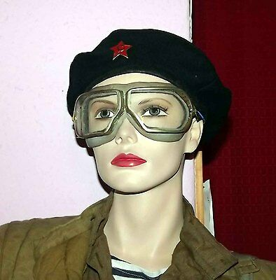 RUSSIAN GOGGLES SOVIET ARMY WWII #2