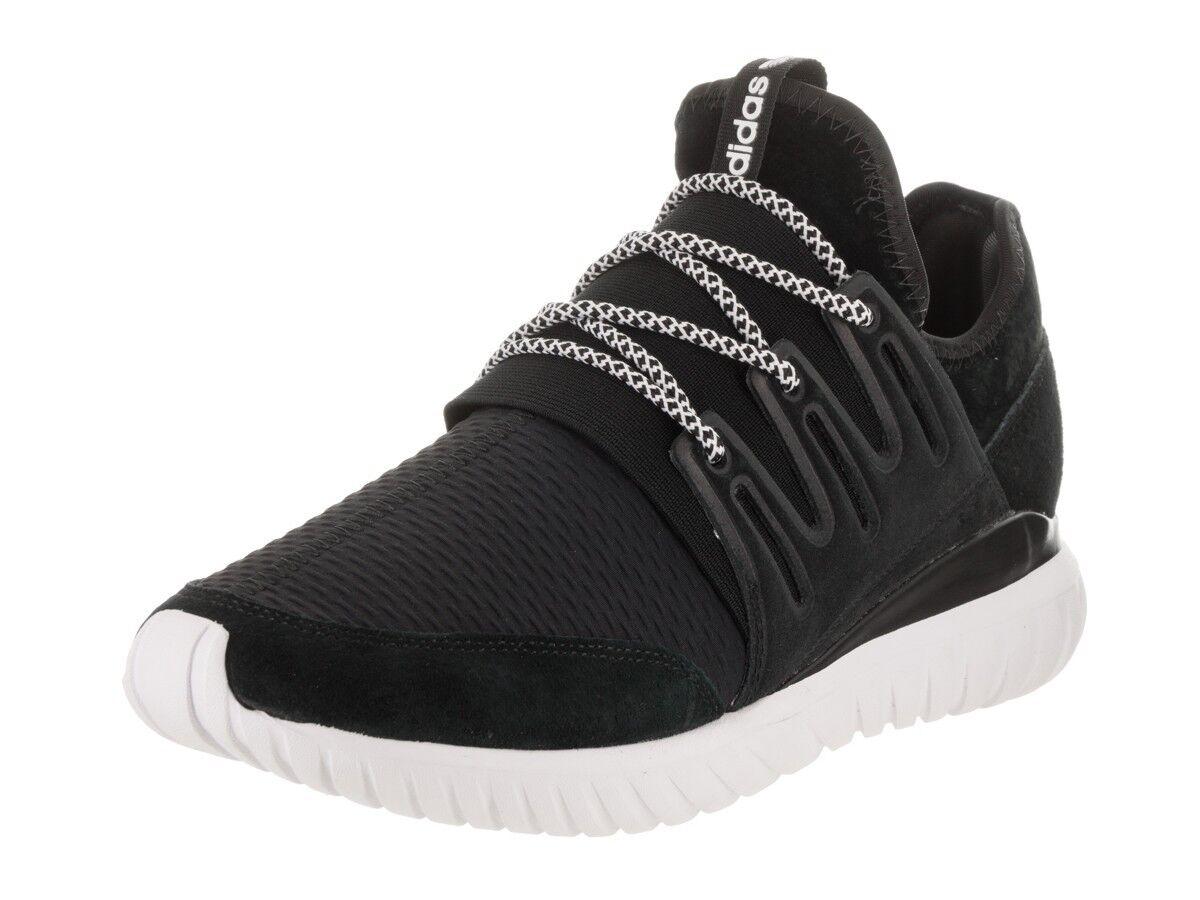 Adidas Zapatillas hombres zapatos bajos negro radial tubular blanco / negro bajos bb2401 tamaño 9,5 nueva db5f52