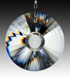 Round-Sunburst-Facet-40mm-Crystal-Clear-Prism-SunCatcher-Pendant-1-1-2-inch