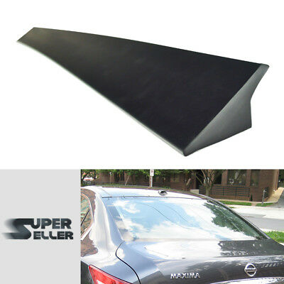 09-13 PAINTED ALL COLOR REAR ROOF SPOILER WING For NISSAN MAXIMA 7 A35