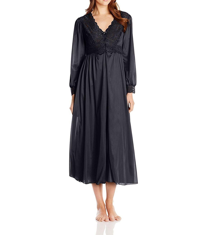 Shadowline Women's Silhouette 54  Long Sleeve Long Coat - 71737