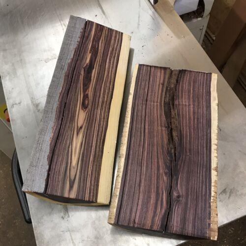 Woodturning Noble Wood 3kg Königsholz Kingwood Rosewood Veilchenholz Violetta