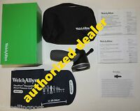 Welch Allyn Silver Ring Trigger Aneroid Blood Pressure Cuff 5098-27 Ds66