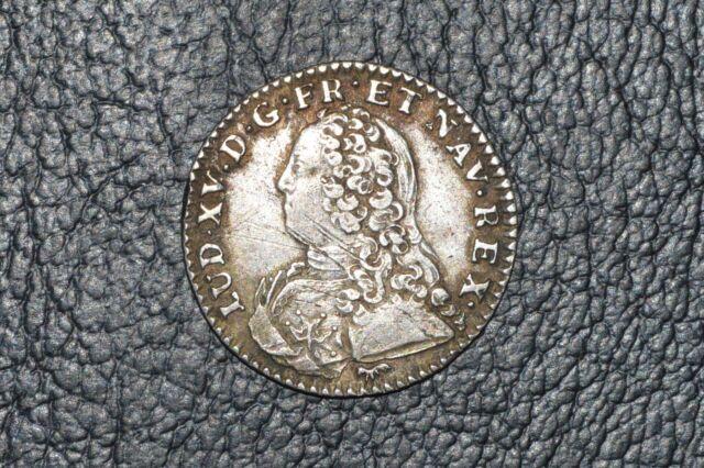 louis XV dixieme d'ecu 1726