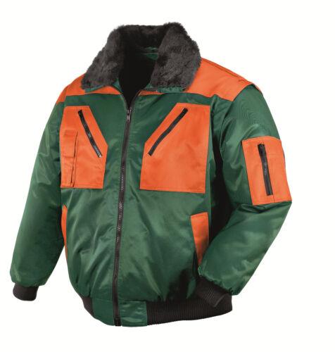 Texxor 4 in 1 Pilot Jacket Winter Jacket S-XXXL New