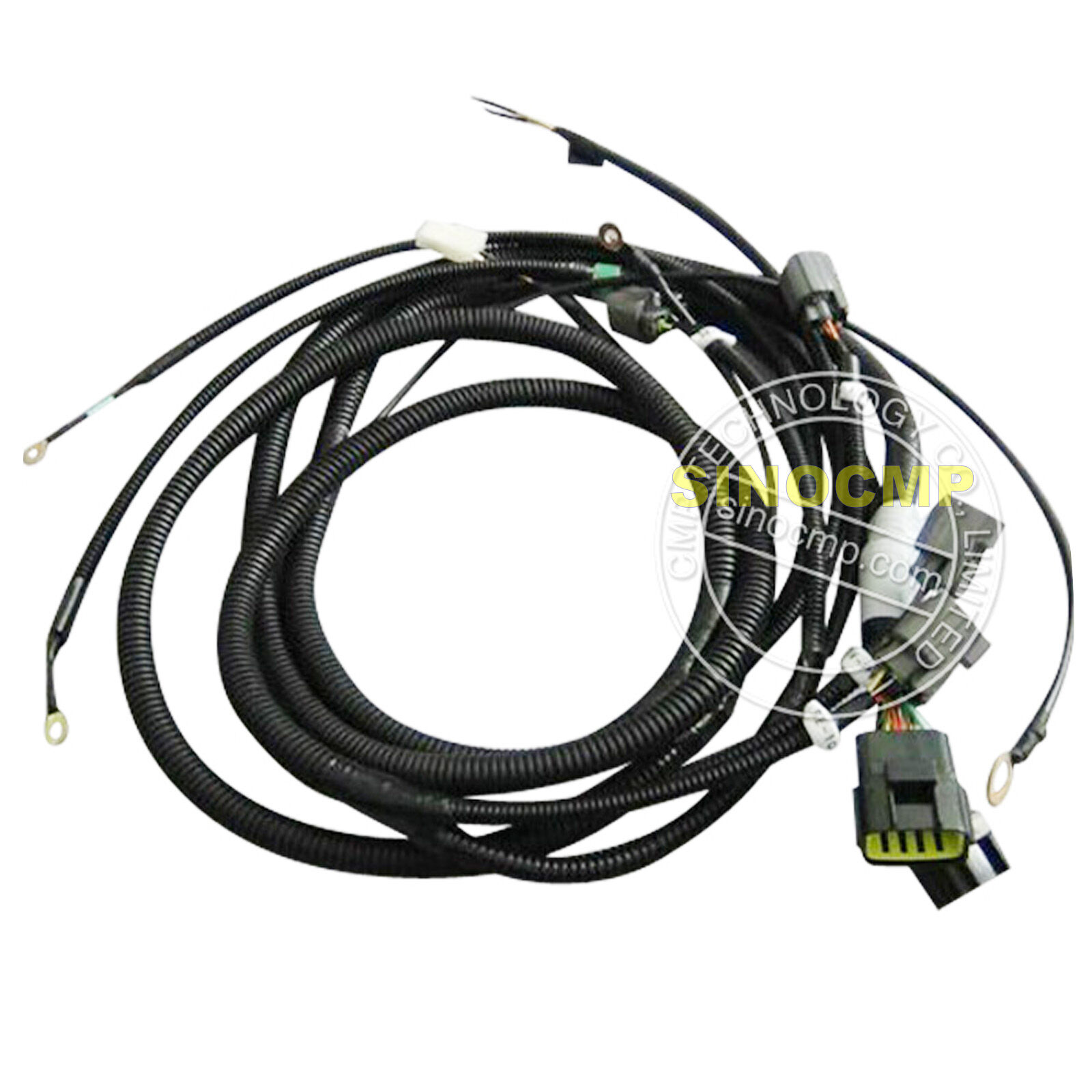 Sk200-3 Hydraulic Pump Wiring Harness for Kobelco Excavator Cable 3 Month  Warty   eBay