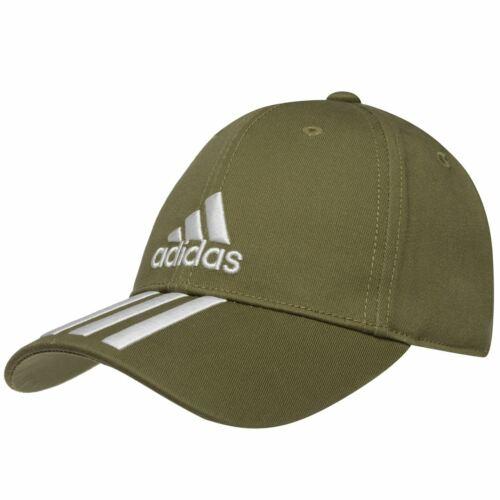 adidas Kids Performance 3s Baseball Cap Hat Headwear Juniors