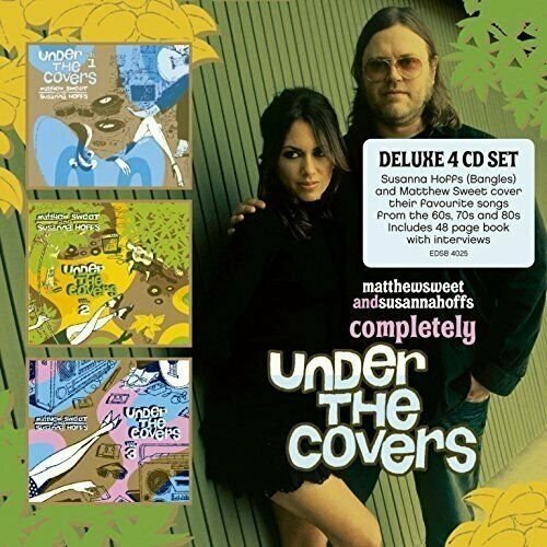 Matthew Sweet and Susanna Hoffs - Completely Under The Covers [CD]