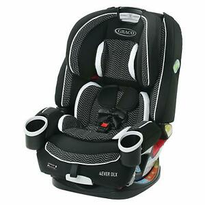 Graco Baby 4Ever DLX 4-in-1 Convertible Car Seat Infant ...
