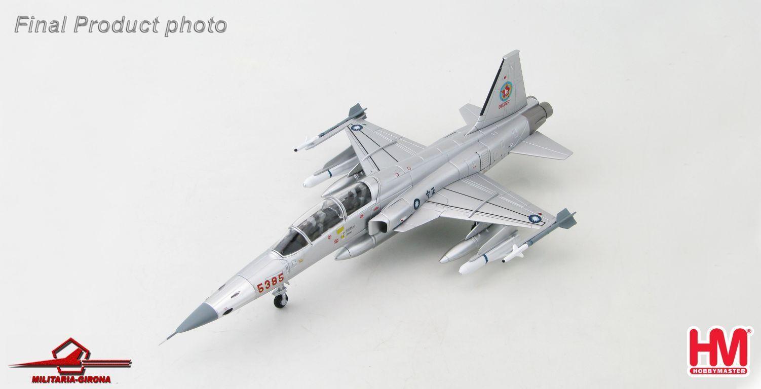 Hobby Master 172 HA3355 Northrop F-5F Tiger II ROCAF 737thTFW Taitung AB Taiwan