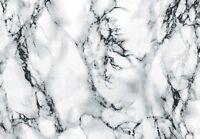 DC Fix 3460047 Grey and Black Marble Decorative Vinyl