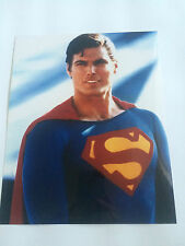 CHRISTOPHER REEVE SUPERMAN ACTOR CANDID PHOTO PICTURE 8X10 FAN PRESS PHOTO