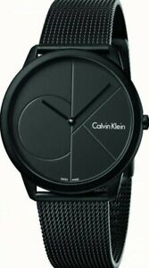 Calvin-Klein-Minimal-Black-Mesh-Strap-Mens-Watch-K3M514B1