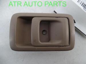 1999 2000 2001 2002 toyota 4runner passenger inner door - 2002 mazda protege door handle interior ...