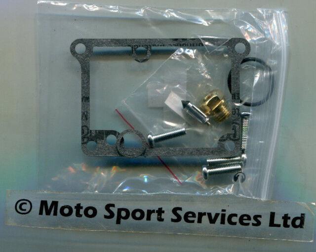 Float Valve Carb Carburettor Rebuild Kit KTM 65 1998-2008 (Mikuni) 26-1561