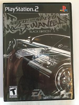 need for speed most wanted ps2 cover