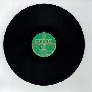 78T-Marcel-MERKES-Disque-Phono-POUR-MANOLA-Valse-Espagnole-Chante-ODEON-282227