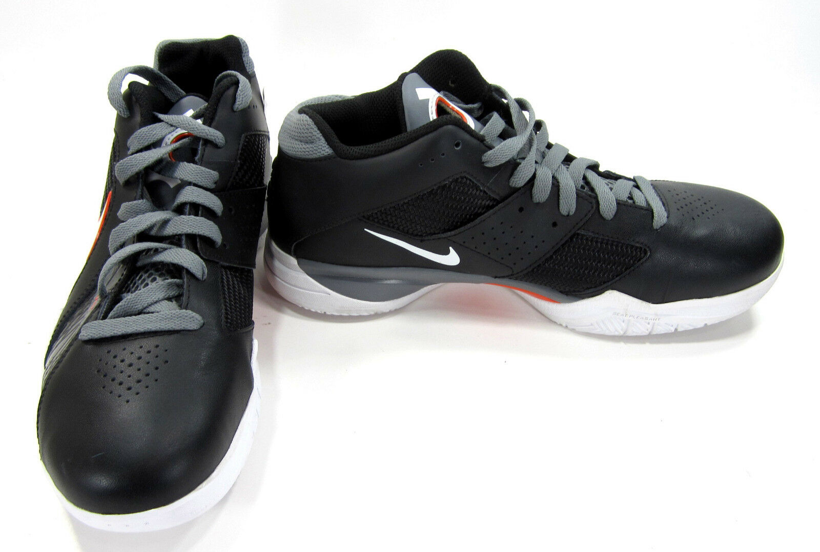 Nike Shoes Zoom Kd Iii X Black/Gray/White Sneakers Comfortable New shoes for men and women, limited time discount