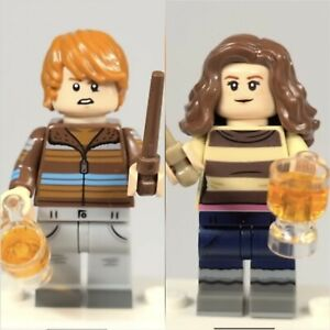 Ron & Hermione LEGO Harry Potter Series 2
