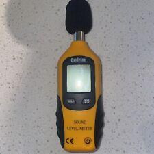 Cadrim Decibel Meter Digital Display New No Box
