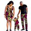 thumbnail 17 - Traditional African Family Clothing Matching Father Mother Son Baby Sets V11590