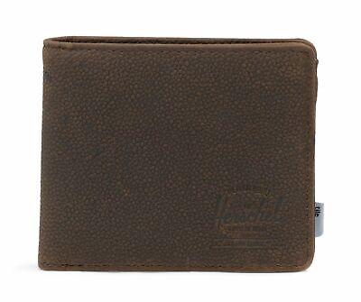 Intenzionale Herschel Roy Plus Coin Wallet + Tile Portafoglio Marrone Nuovo-mostra Il Titolo Originale Disabilità Strutturali