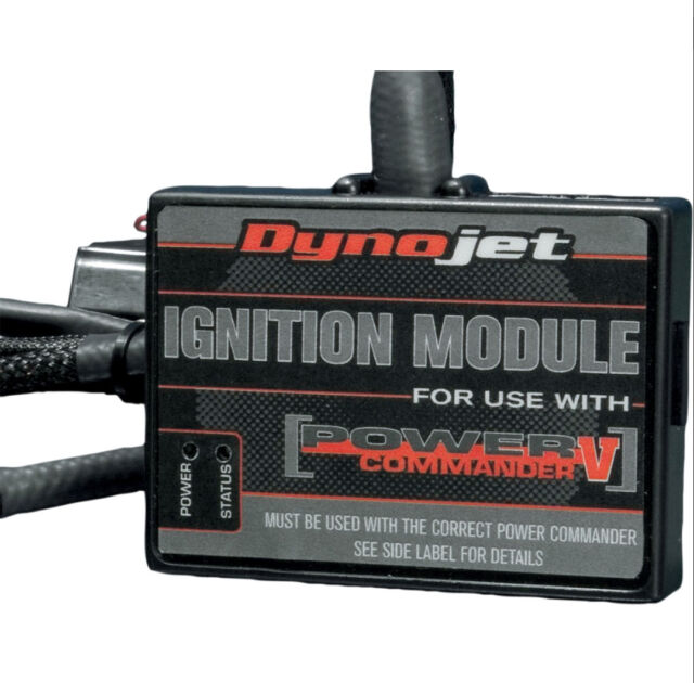 Dynojet Ignition Module for Power Commander PC5 PC 5 PCV Kawasaki ZX-6R ZX-6 R