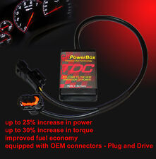 Power Box CR Diesel Chiptuning Performance Module for NISSAN Navara 2.5 Dci