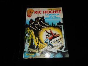 Tibet-Duchateau-Ric-Rattle-41-La-Maison-de-La-Vengeance-Eo-The-Lombard-1985
