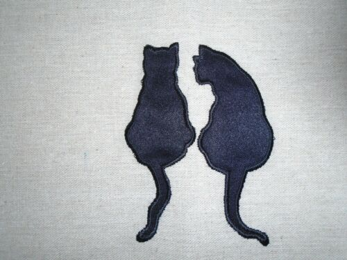 Paños De Cocina Estampado de Gato-conjunto de 2-Gato Amante Idea de Regalo