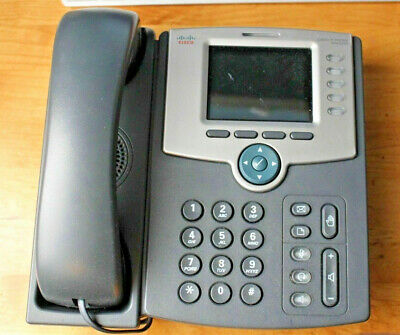 *Brand New* Cisco SPA508G 8-line Unified VoIP Ip Phone PoE 6MthWty TaxInv