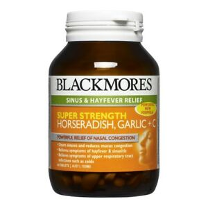 BLACKMORES-SUPER-STRENGTH-HORSERADISH-GARLIC-PLUS-VITAMIN-C-90-TABLETS-SINUS