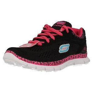 skechers shoes for girls memory foam. image is loading skechers-island-style-girls-memory-foam-trainers-81888- skechers shoes for girls memory foam