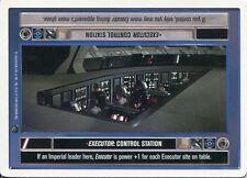 Star Wars CCG Dagobah Unlimited WB Executor: Control Station