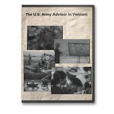 The U.S. Army Advisor In Vietnam Vietnamese War Big Picture Documentary DVD C857