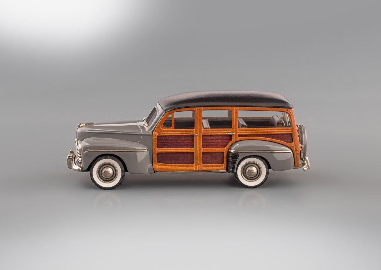 BROOKLIN Limited Limited Limited BML23 1948 Ford V-8 station wagon de luxe Box | Outlet Store