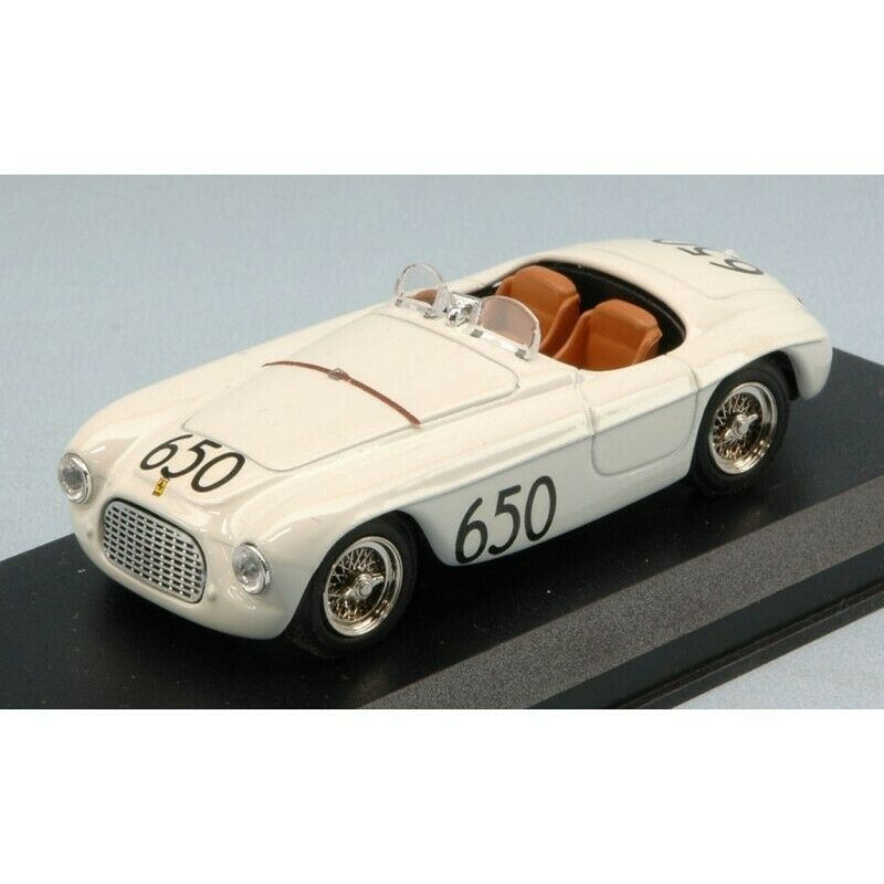 Art Model am0017 ferrari 166 mm Spyder mm50 n.650 modellino la cast 1 43 compat