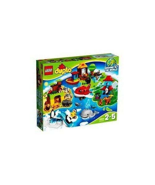 Lego -  Lego Duplo 10805 Viaggio intorno al mondo - 5702015597920  prezzi bassi di tutti i giorni