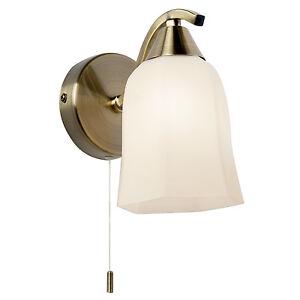 liberee-Alonso-1-Litre-Lampe-Murale-40W-laiton-ancien-effet-ASSIETTE-amp-Mat