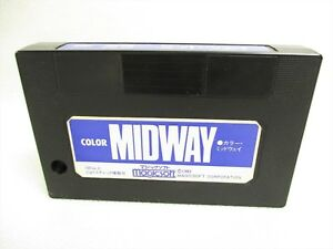 MSX-COLOR-MIDWAY-Cartridge-only-Import-Japan-Video-Game-msx