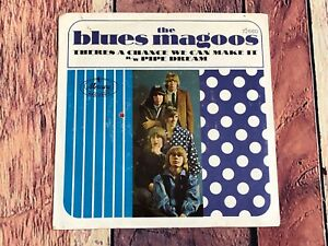 Blues-Magoos-There-s-A-Chance-We-Can-Make-It-Pipe-Dream-45-Record-Picure-Sleeve