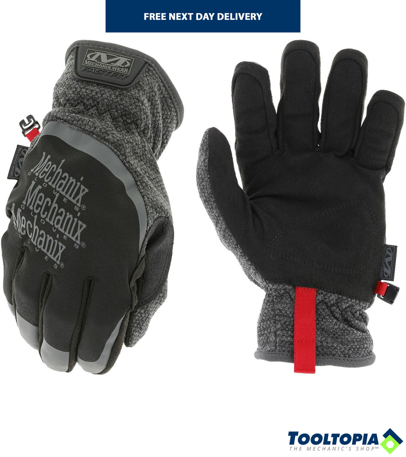 MECHANIX ColdWork Fastfit nsulated Cold Weather Gloves Large