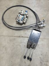 Hydraulic Valve With Directional Controllers
