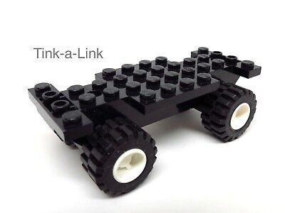 Black 4x10 Car Truck Frame//Chasis Brick ~ Lego ~ NEW ~ 1