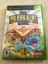 Bible Game (Microsoft Xbox, 2005) NEW
