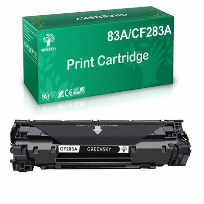 12 PK Toner Cartridge For HP CF283A 83A LaserJet Pro MFP M127fw M127fn M125nw