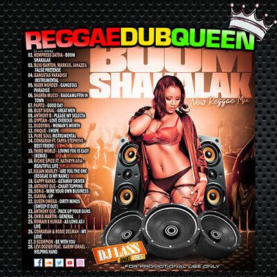 DJ Lass - Boom Shakalak New Reggae Mixtape  Reggae Mix CD  2019 | eBay