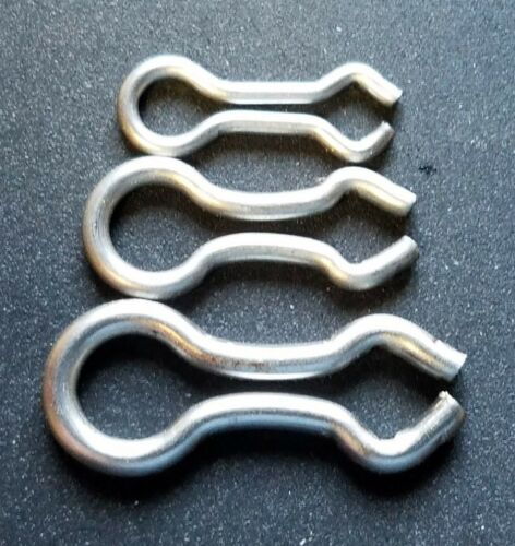 1000 Stainless Steel Lead Sinker Weight  Eyelet Eyes #1 #2 #3 Hilts Do-It Molds