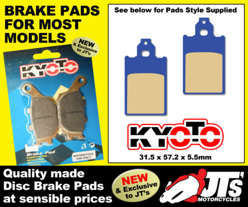 FRONT DISC BRAKE PADS TO SUIT TOMOS Revival Revival TS 03-04